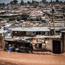 Kibera roofs